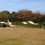 Great Baddow BMX track 2011-10-20 13.10.10