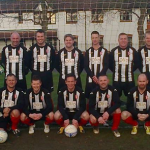 Great Baddow FC Vets. December 2013