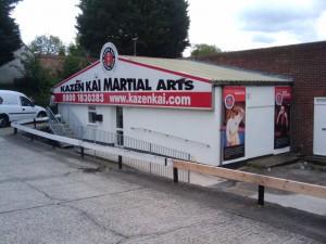 Kazen Kai Martial Arts