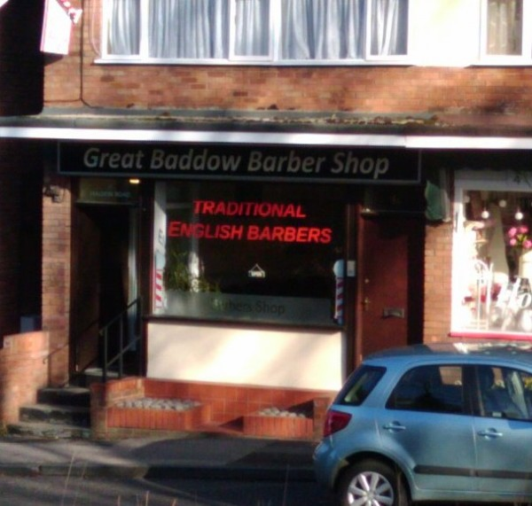 Great Baddow Barber Shop