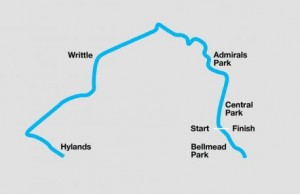 J's Hospice reveals the Chelmsford Marathon route