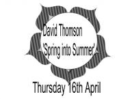 Great Baddow Flower Club April 2015 meeting