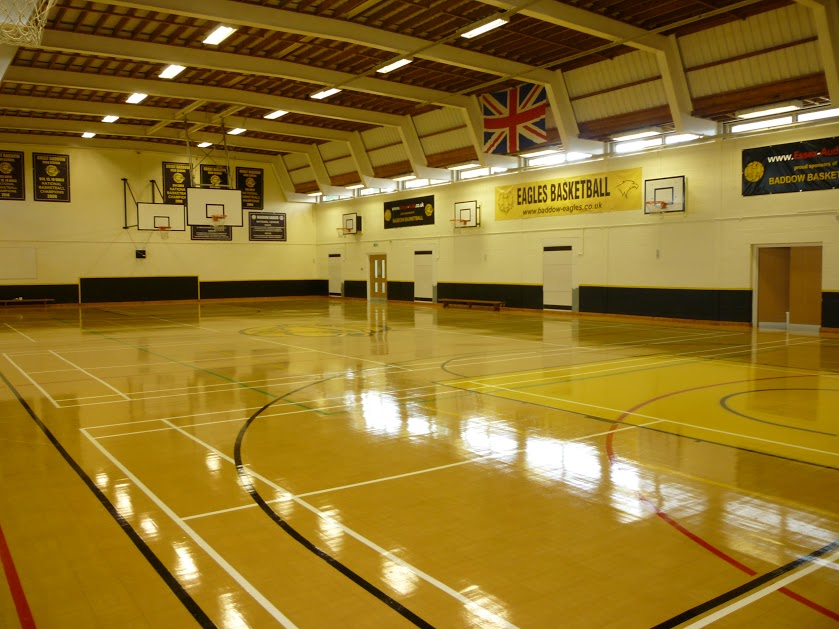 Great Baddow High School Sports Hall