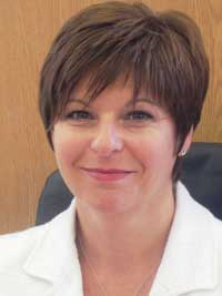 Mrs Carrie Lynch - headteacher Great Baddow High School