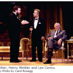 The Dinner Party on Broadway in October 2000