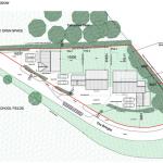 Bringey Cottage block plan