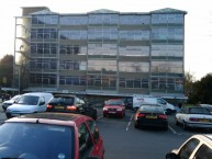 Marrable House: Once voted the ugliest building in the world (OK, just the UK)