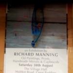 Richard Manning exhibition
