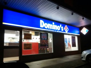 Dominos on Dorset Avenue
