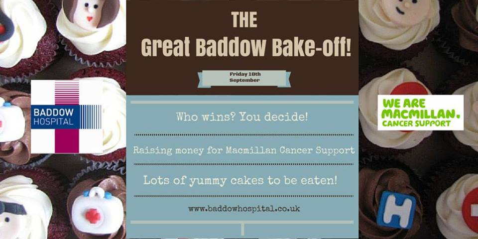 THE GREAT BADDOW BAKE-OFF