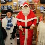 Santa in Great Baddow Havens