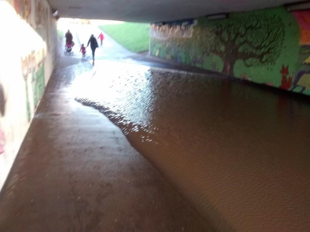 Bringey flood