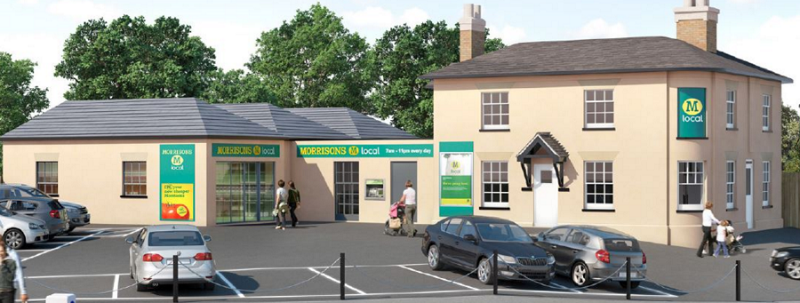 Morrisons M Local in Great Baddow