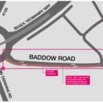Great Baddow Bus Gate