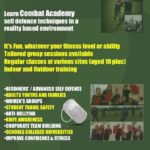 Self Defence in Essex