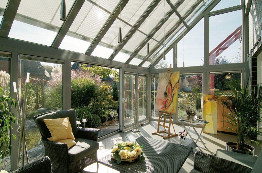 Essex conservatory