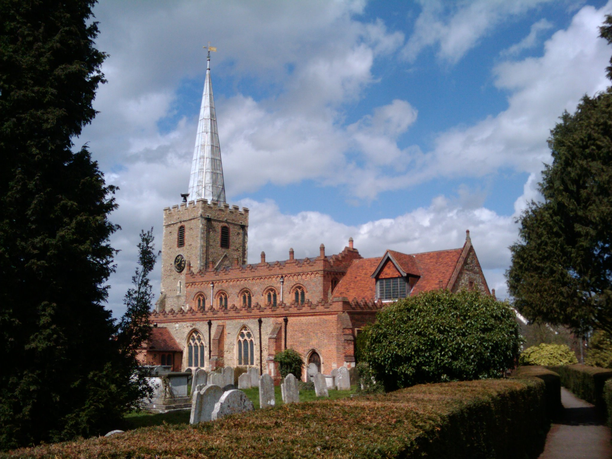 St Marys Church by Jon Wade