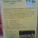 The Great Baddow Environmental Group