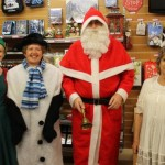 Santa in Great Baddow Havens
