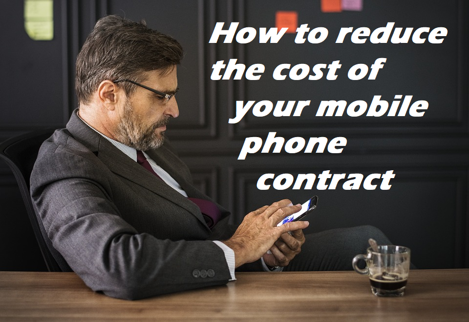 mobile phone contract cost bargains savings